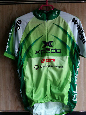 Maillot + Cuissard courts taille XL XPEDO WELLGO men bicycle set mtb VTT