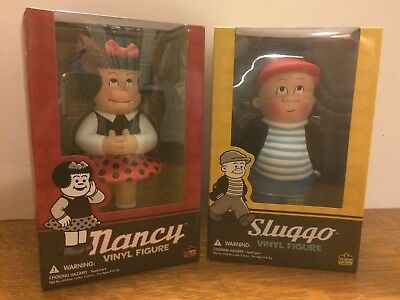 Nancy And Sluggo Vinyls Mib Ernie Bushmiller Dark Horse