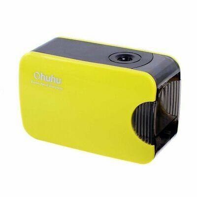 Pencil Sharpener Electric AutomaticTouch Battery Personal Home Office& School Se