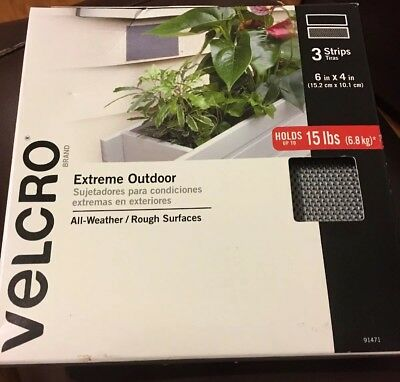 VELCRO Brand - Industrial Strength Extreme Outdoor | Heavy Duty, Superior...