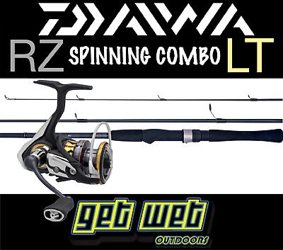 Daiwa Rz Spinning Rod And Legalis LT Spinning Reel Combo