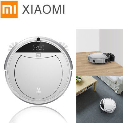 Global Version Xiaomi Viomi Roborock Robot Vacuum Cleaner Home Auto-Sweep Dust