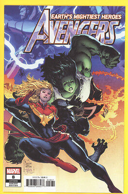 Avengers #8 1:25 Incentive Philip Tan Variant *NM*