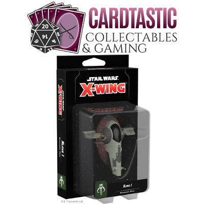 Star Wars X-Wing 2nd Edition - Slave 1 Expansion Pack