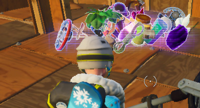 Fortnite Save the World Mechanical parts Ores Crystals Herbs powders 3* 4* 5*