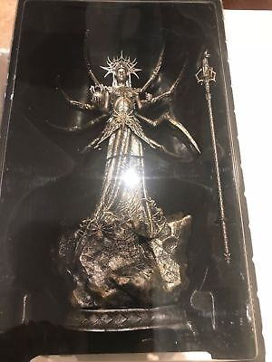NEW Elder Scrolls Online Summerset Collector's Edition Mephala Statue
