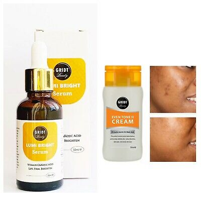 Hyperpigmentation Melasma Dark Spots Acne Scars Redness Sun Damage Remover Cream