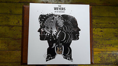 THE WEYERS – Out Of Our Heads - Vinyl, LP, Album, Gatefold, White - 2017