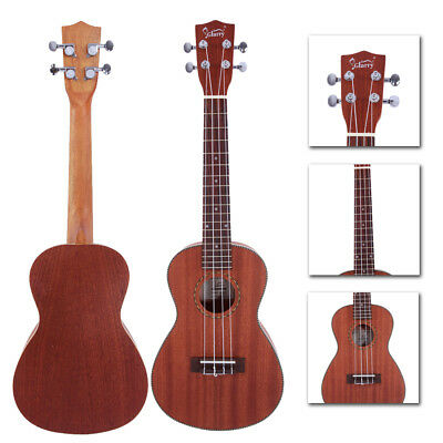 "New UK202 23"" Beginner Mini Matte Concert Ukulele 4 Strings Guitar"