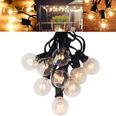 Festoon String Lights Vintage Retro Wedding Party Kit Bulb String Light