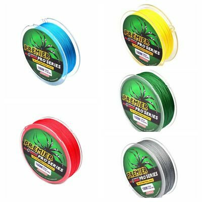 100/300M PE Braided 4 Stands Strong Dyneema Spectra Extreme Sea Fishing Line