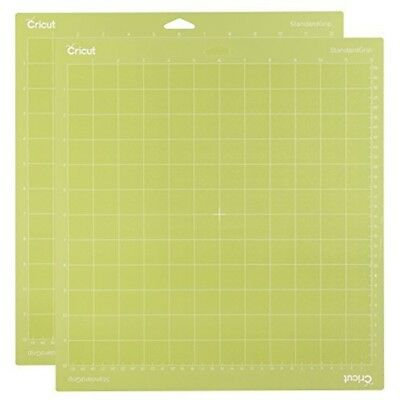 Cricut Cutting Mat 12x12 Stan - Standard Adhesive Pack Grip x