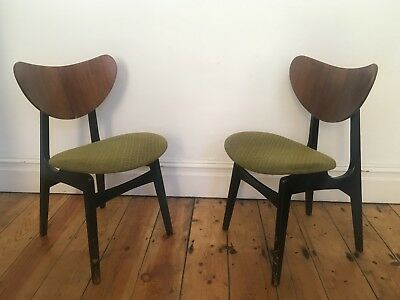 Vintage G Plan E Gomme Butterfly Chairs