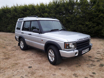 Landrover Discovery Diesel Auto 7 Seater