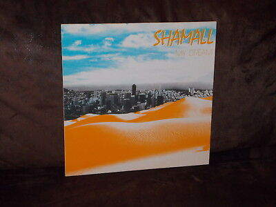 "12""-Vinyl-Maxi-Single: SHAMALL - My Dream (1986) RARITÄT!"