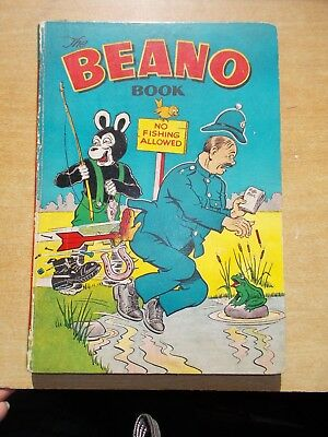 Beano Annual 1955 - Very Good Condition