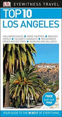 Top 10 Los Angeles by DK (Paperback, 2017)