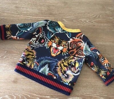 Infant Gucci Sweater