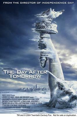 The Day After Tomorrow | $1.39 DVD | $4.00 Flat Rate Shipping