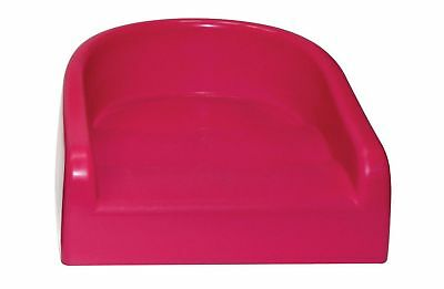 Prince Lionheart Soft Booster Seat, Poppy Pink
