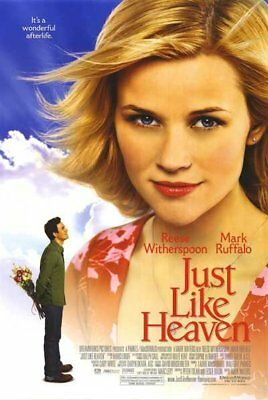 Just Like Heaven | $1.39 DVD | $4.00 Flat Rate Shipping