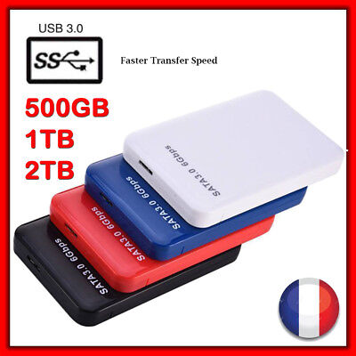"1To 2To 2.5"" Disques durs externe External SATA Hard Drive Enclosure My Passport"