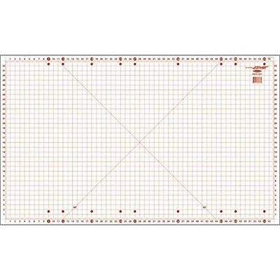 Sullivans Home Hobby Cutting Mat-36-inch x 59-inch, Other, Multicoloured -