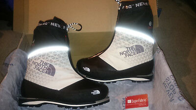 47d14c51a THE NORTH FACE Verto S6K Extreme mountaineering boots 44 altitude new