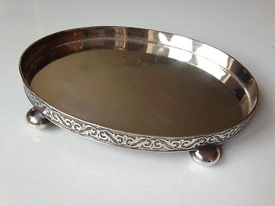 Silver Plated/EPNS Pot Stand - Walker & Hall