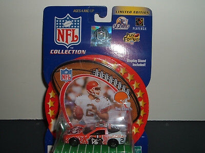 Tim Couch NFL Collection Limited Edition1999 Corvette (c)2000 Hasbro NEW