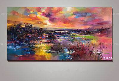 CHENPAT103 modern wall abstract art oil painting 100% hand-painted on canvas