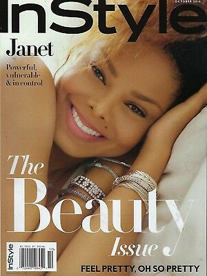 In Style October 2018 Janet Jackson