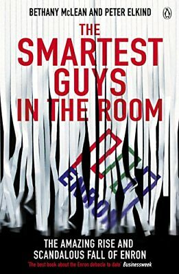 The Smartest Guys in the Room: The Amazing Rise and Scandalous Fall of Enron-Bet