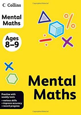 Collins Mental Maths: Ages 8-9 (Collins Practice)-Not Known