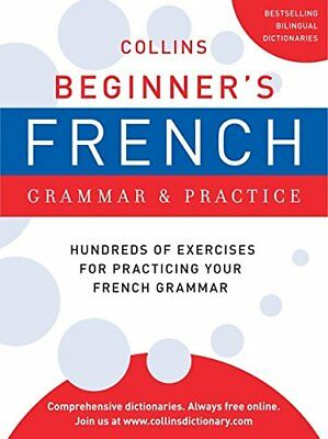 Collins Language: Beginner's French Grammar and Practice-HarperCollins Publisher