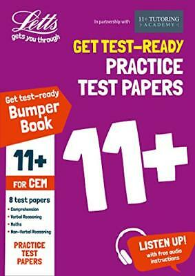 Practice Test Papers-11 Plus Tutoring Academy, Letts 11