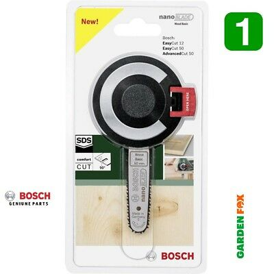 savers BOSCH EasyCUT12 SPARE BLADE Type BasicWOOD50 2609256D83 3165140882125