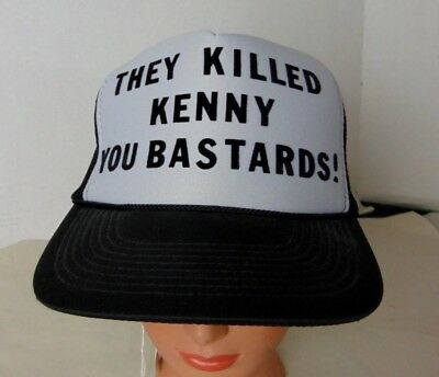 South Park They Killed Kenny You Bastards Adjustable Strap Baseball Cap