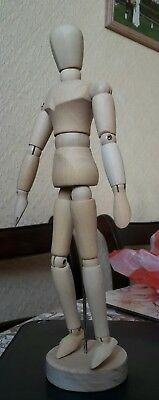 Wooden Artists Mannequin Dummy 21cm NEW