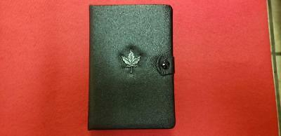 1981 Royal Canadian Mint Proof Set With Box Case COA Specifications