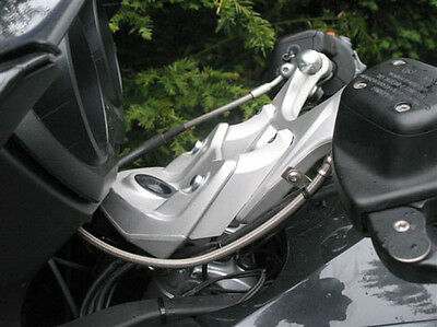 BMW  K1200GT 06-up & K1300GT Handlebar Risers add comfort to your next ride!