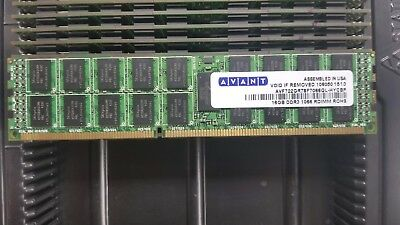 2x4GB Memory RAM 4 HP//Compaq ProLiant BL260c G5 DDR2 ECC REGISTER DUAL B49 8GB