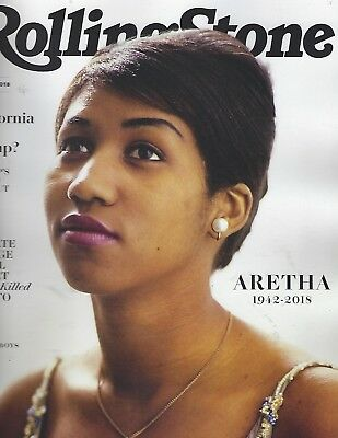 Rolling Stone Special  Aretha Franklin 1942-2018