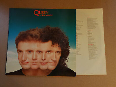 Queen – The Miracle  , LP