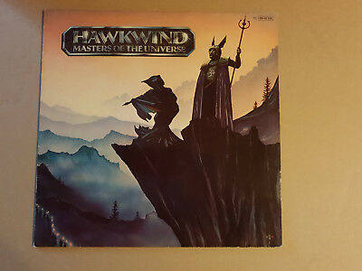 Hawkwind – Masters Of The Universe  , LP