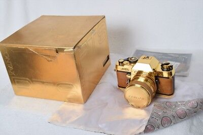 CONTAX RTS GOLD with carl zeiss 50mm f/1 4 fully kit , LIMITED