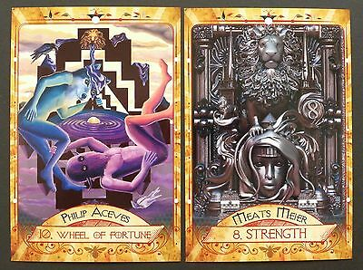 The Hive 5 V Tarot Cards 2014 Deck Limited Edition # 37/100