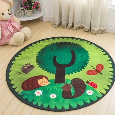 Baby Game Play Crawling Mat Soft Kids Children Rug Carpet Blanket Playmat JJ