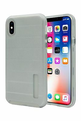 AlphaCell Case, Compatible with Apple iPhone X   Non-slip Grip Protection   H...