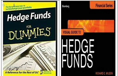 Hedge Funds for Dummies + Visual Guide to Hedge Funds  4 Phone/Tab/PC *ONLY*